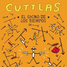 Comics: CUTTLAS EL SIGNO DE LOS TIEMPOS (CALPURNIO) GLENAT - TAPA DURA - IMPECABLE - OFI15T. Lote 124501319