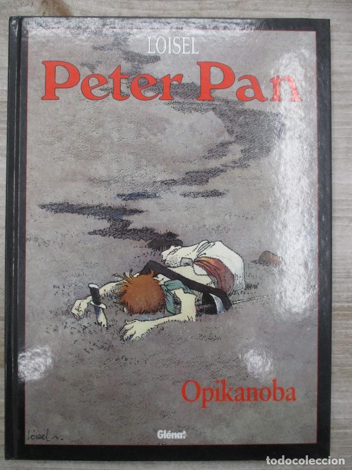 PETER PAN 2 / OPIKANOBA / LOISEL / TAPA DURA / GLENAT (Comics - Glénat - Spanish Authors)
