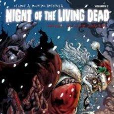 Cómics: NIGHT OF THE LIVING DEAD Nº 2 - GLENAT - IMPECABLE - OFI15. Lote 125096363