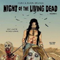 Cómics: NIGHT OF THE LIVING DEAD Nº 3 - GLENAT - IMPECABLE - OFI15. Lote 125096439