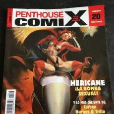 Cómics: PENTHOUSE COMIX Nº 20. Lote 125137191
