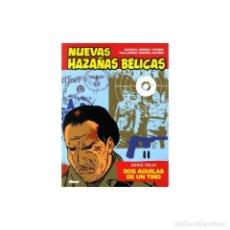 Cómics: NUEVAS HAZAÑAS BELICAS SERIE ROJA - DOS AGUILAS DE UN TIRO - GLENAT - TAPA DURA - PRECINTADO - OFI15. Lote 125214203