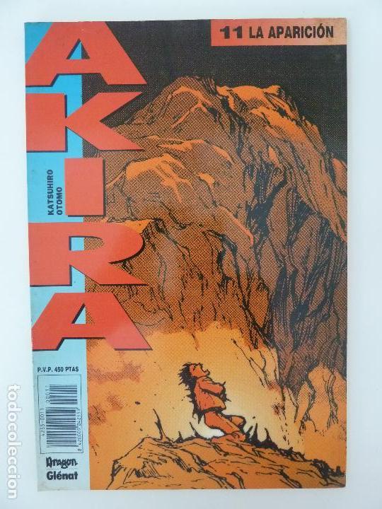 AKIRA. Nº 11. LA APARICIÓN. GLÉNAT (Tebeos y Comics - Glénat - Comic USA)