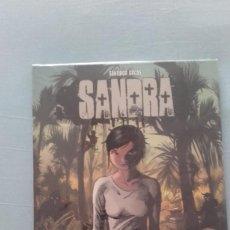 Cómics: SANDRA, DE SANTIAGO ARCAS (CARTONE). Lote 127471211