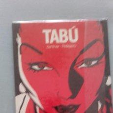 Cómics: TABU, DE ZENTNER Y PELLEJERO (CARTONE). Lote 127471431