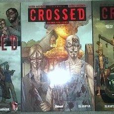 Cómics: CROSSED (TOMOS 1, 2 Y 3). Lote 127577503
