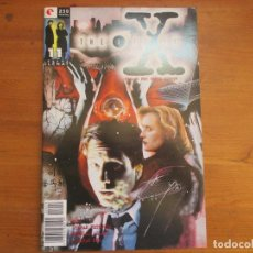 Cómics: THE X FILES. NÚM. 11. CHRIS CARTER. GLÉNAT. Lote 127601291