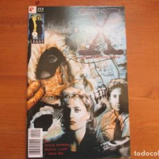 Cómics: THE X FILES. NÚM. 9. CHRIS CARTER. GLÉNAT. Lote 127601415