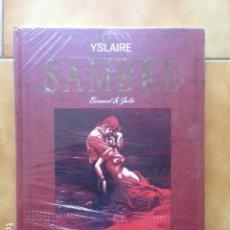 Cómics: SAMBRE INTEGRAL BERNARD & JULIE POR YSLAIRE - GLENAT 304 PAGINAS. Lote 128084855