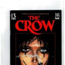 Cómics: THE CROW Nº 3 DE CUATRO. GLÉNAT,1995. . Lote 128286219