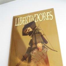 Cómics: LIBERTADORES - ENRIQUE FERNANDEZ - GLENAT 2004 - MUY BUEN ESTADO. Lote 128415631