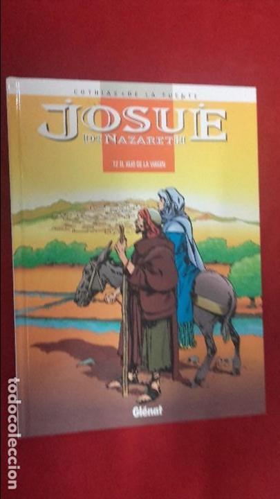 JOSUE DE NAZARETH 2 - EL HIJO DE LA VIRGEN - COTHIAS & DE LA FUENTE - CARTONE (Tebeos y Comics - Glénat - Autores Españoles)