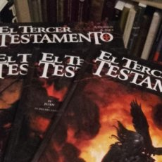 Cómics: DORISON / ALICE: EL TERCER TESTAMENTO. 4 TOMOS. MARCOS, MATEO, LUCAS, JUAN. TAPA DURA.. Lote 129468111