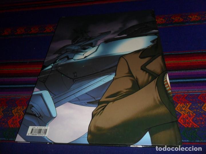Cómics: HK 1.2 PARADISO MORVAN HERAULT. GLÉNAT 2005. TAPA DURA. - Foto 2 - 129521491
