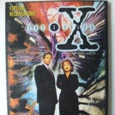 Cómics: THE X FILES. ESPECIAL RECOPILATORIO. Nº 2.. Lote 129710755