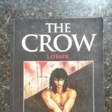 Cómics: THE CROW-EL CUERVO- TOMO INTEGRAL CON TODA LA SERIE + THE CROW WILD JUSTICE(INÉDITA EN ESPAÑA). Lote 130851140