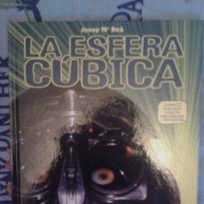 Cómics: LA ESFERA CUBICA: JOSEP MARIA BEA: CONTIENE CD: GLENAT. Lote 130941188