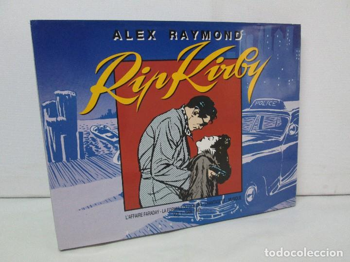 ALEX RAYMOND. RIN KIRBY. VOL 1 1946/1947. EDITIONS GILOU GLENAT 1987. VER FOTOGRAFIAS ADJUNTAS (Tebeos y Comics - Glénat - Comic USA)