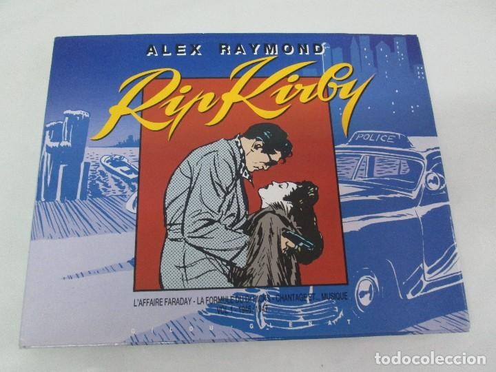 Cómics: ALEX RAYMOND. RIN KIRBY. VOL 1 1946/1947. EDITIONS GILOU GLENAT 1987. VER FOTOGRAFIAS ADJUNTAS - Foto 2 - 131092192