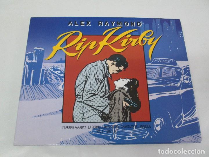 Cómics: ALEX RAYMOND. RIN KIRBY. VOL 1 1946/1947. EDITIONS GILOU GLENAT 1987. VER FOTOGRAFIAS ADJUNTAS - Foto 7 - 131092192