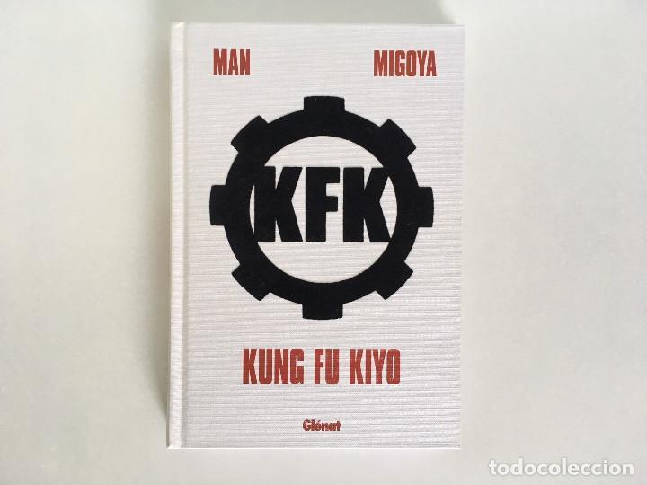 KUNG FU KIYO DE HERNAN MIGOYA Y MAN. GLENAT. (Tebeos y Comics - Glénat - Autores Españoles)
