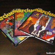 Cómics: WATCHMEN- 3 TOMOS - EDITORIAL GLÉNAT – COLECCIÓN COMPLETA. Lote 132636074