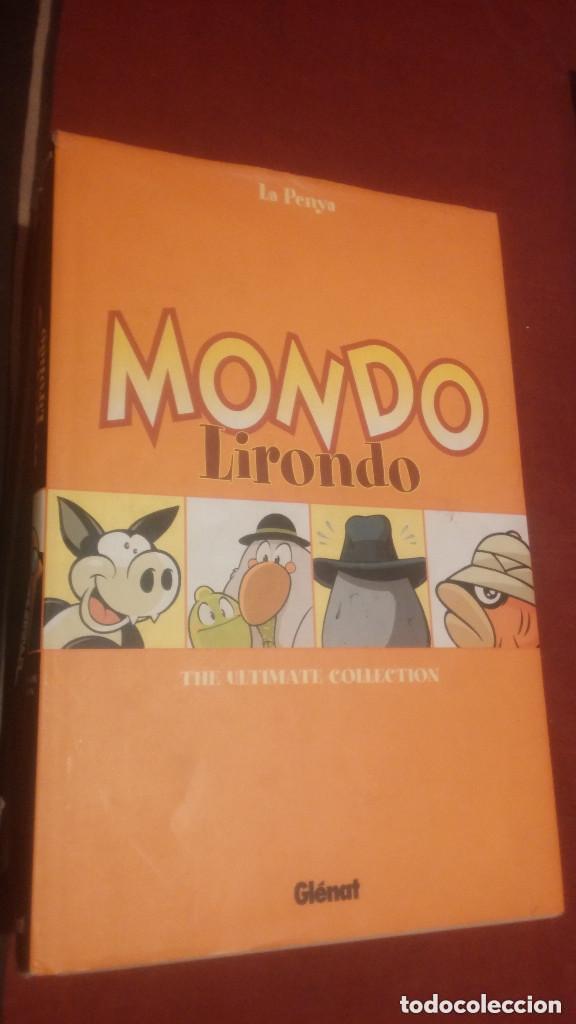 MONDO LIRONDO - LIBRO TAPA DURA (Tebeos y Comics - Glénat - Autores Españoles)
