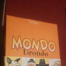Cómics: MONDO LIRONDO - LIBRO TAPA DURA. Lote 132669326