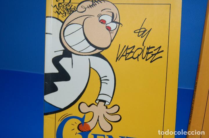 Cómics: Comics GENTE PELIGROSA y MAS GENTE PELIGROSA by VAZQUEZ-glenat- descatalogados - Foto 2 - 132856434