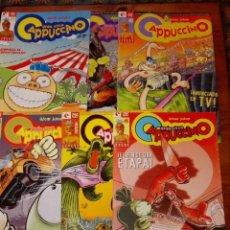 Cómics: GRAN CIRCO CAPPUCCINO. 6 NÚMEROS (COLECCIÓN COMPLETA).. Lote 132941638