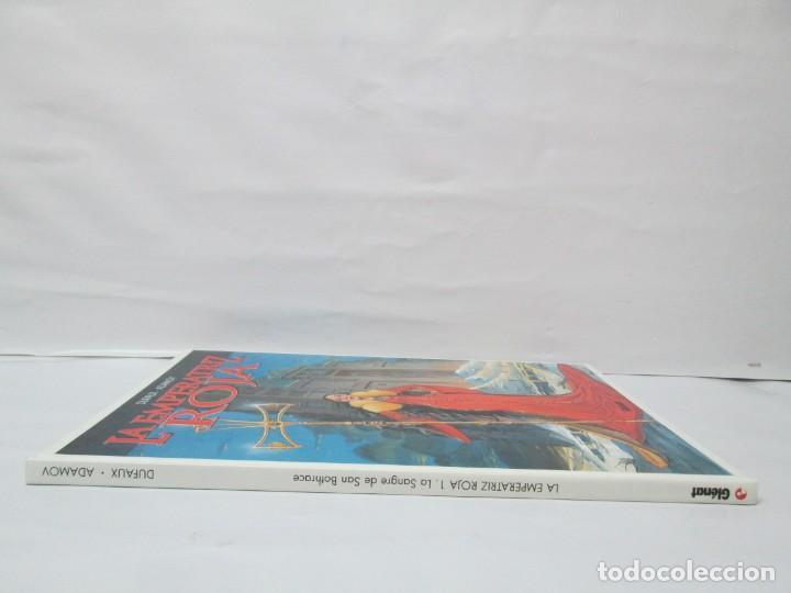 Cómics: LA EMPERATRIZ ROJA. DUFAUX. ADAMOV. EDITORIAL GLENAT. 2000. VER FOTOGRAFIAS ADJUNTAS - Foto 3 - 133078010