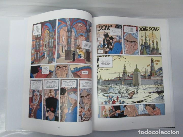 Cómics: LA EMPERATRIZ ROJA. DUFAUX. ADAMOV. EDITORIAL GLENAT. 2000. VER FOTOGRAFIAS ADJUNTAS - Foto 12 - 133078010