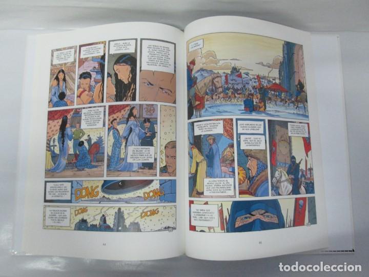Cómics: LA EMPERATRIZ ROJA. DUFAUX. ADAMOV. EDITORIAL GLENAT. 2000. VER FOTOGRAFIAS ADJUNTAS - Foto 16 - 133078010