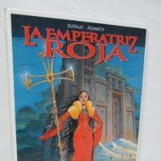 Cómics: LA EMPERATRIZ ROJA. DUFAUX. ADAMOV. EDITORIAL GLENAT. 2000. VER FOTOGRAFIAS ADJUNTAS. Lote 133078010