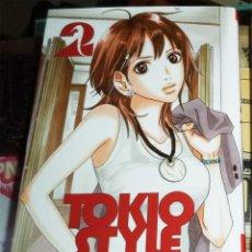 Cómics: TOKIO STILE MOYOCO ANNO TOMO 2 DE 4 GLENAT. Lote 133342814