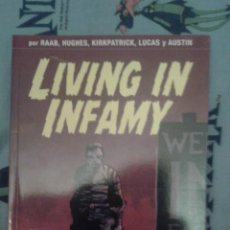 Cómics: LIVING IN INFAMY: GLENAT: DESCATALOGADO. Lote 34058888