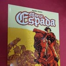 Cómics: MAESE ESPADA. ALFONSO USERO. GLENAT,. Lote 133928082