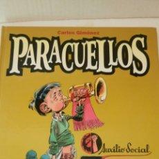 Cómics: PARACUELLOS, DE CARLOS GIMÉNEZ, COMPLETA, 6 TOMOS.. Lote 134013623