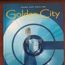 Cómics: GOLDEN CITY VOLUMEN 1 EL INFORME HARRISON. Lote 134015309
