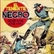 Cómics: EL TENIENTE NEGRO (SILVER KANE / JOSE GRAU) GLENAT - IMPECABLE - OFI15. Lote 134074218