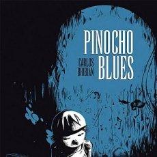Cómics: PINOCHO BLUES (CARLOS BRIBIAN) GLENAT - IMPECABLE - OFI15. Lote 134080418