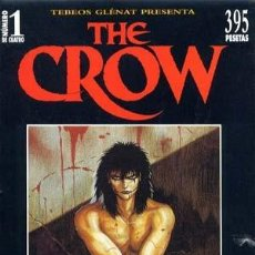 Cómics: THE CROW. COLECCION COMPLETA DE 4 NUMEROS. Lote 134098854