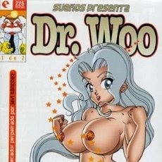 Cómics: DR. WOO. COLECCION COMPLETA DE 2 NUMEROS. Lote 134112790