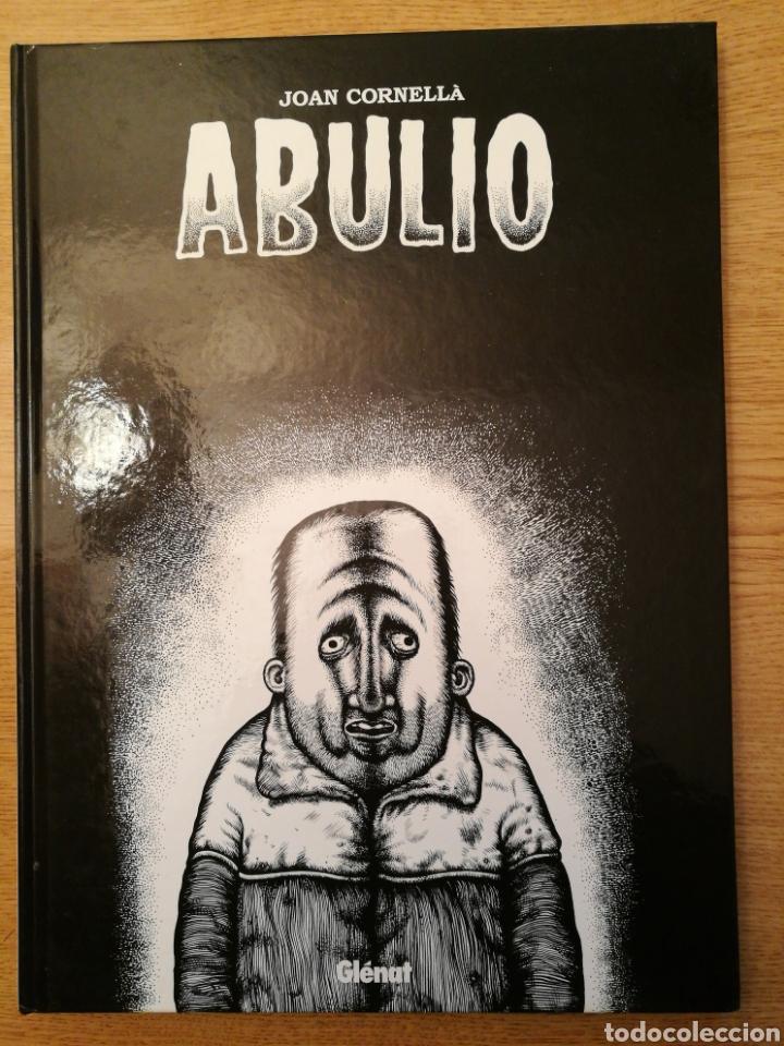 ABULIO. JOAN CORNELLÁ (Tebeos y Comics - Glénat - Autores Españoles)