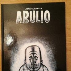 Comics: ABULIO. JOAN CORNELLÁ. Lote 136027226
