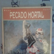 Cómics: PECADO MORTAL: GLENAT. Lote 136084798