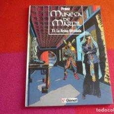 Cómics: MUÑECA DE MARFIL 3 LA REINA OLVIDADA ( FRANZ ) ¡MUY BUEN ESTADO! GLENAT TAPA DURA . Lote 137628814