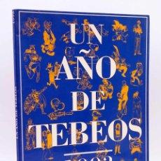 Cómics: UN AÑO DE TEBEOS: 1993 (VVAA) GLÉNAT, 1984. Lote 137644573