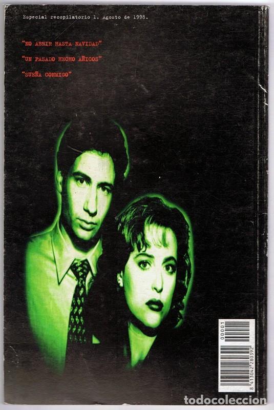 Cómics: THE X FILES ESPECIAL RECOPILATORIO - Foto 2 - 137725894