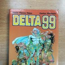 Cómics: DELTA 99 INTEGRAL (RUSTICA). Lote 137728366